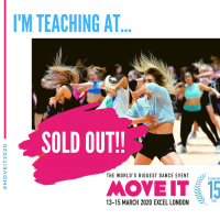 Sold Out MOVE IT Class